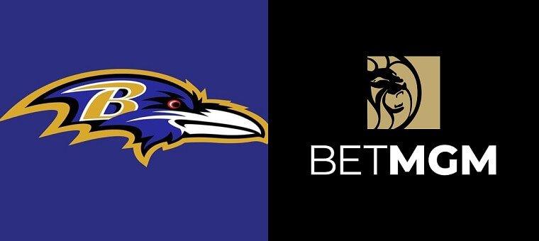 Baltimore Ravens BetMGM deal