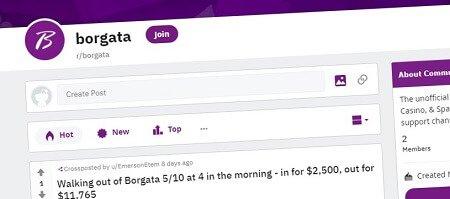 Borgata Promo codes on reddit
