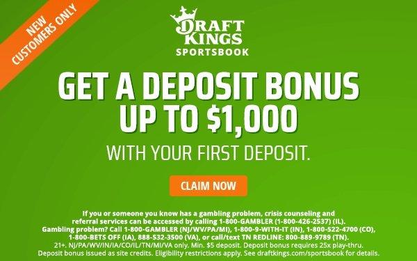 DraftKings Sportsbook Promo Code 2021