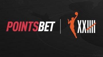 PointsBet WNBA Partnership