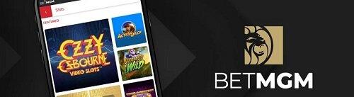 BetMGM Casino app alternatives