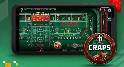 Craps at DraftKings Casino