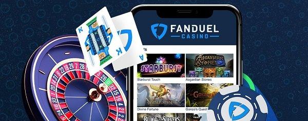 FanDuel casino app not working
