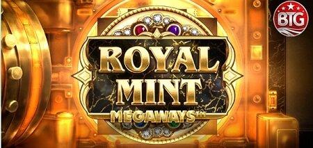 Big Time Gaming Royal Mint Megaways