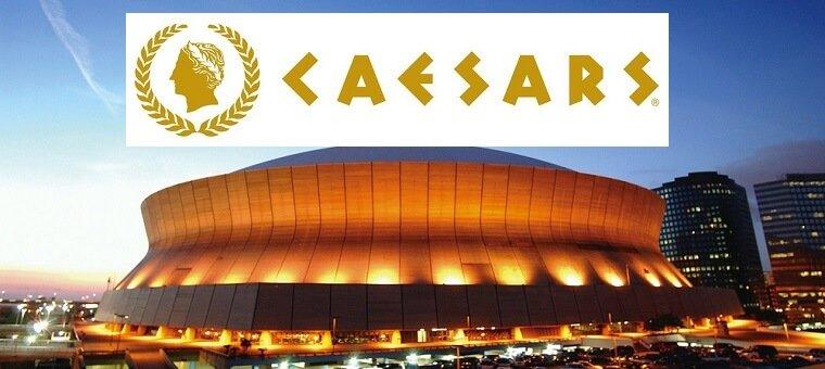 Caesars Louisiana Superdome deal