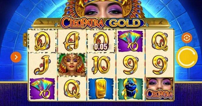 Cleopatra Gold slot game