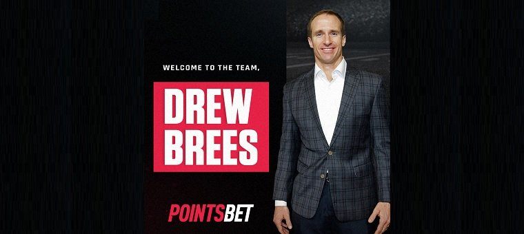 Drew Brees PointsBet