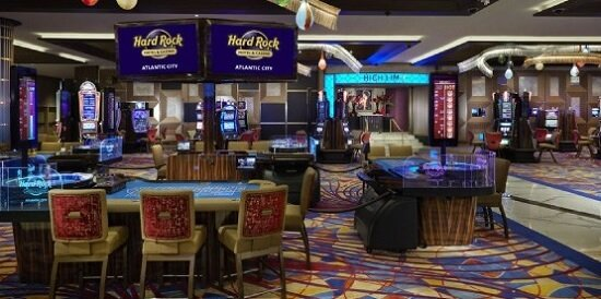 Hard Rock Casino, AC