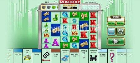 Monopoly Megaways Slot at Caesars Casino
