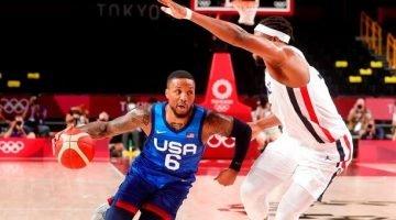 Team USA Basketball loss