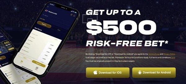 WynnBET $500 Risk free bet offer