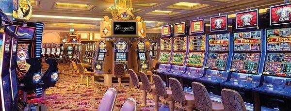 Casino floor, Borgata