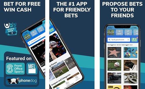 WagerLad friendly bets app
