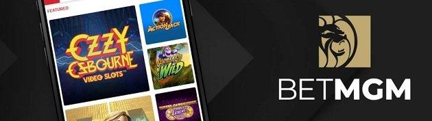 BetMGM real money casino app
