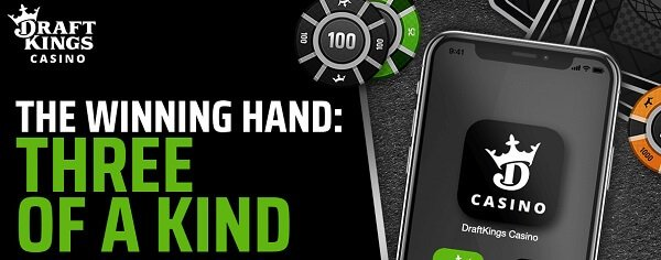 DraftKings casino app for real money