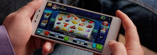 Slots on a mobile app