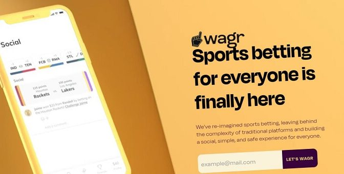 Wagr TN launch