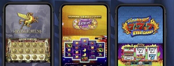 Mobile slots on FanDuel